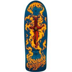 """Tábua Powell Peralta Bones Brigade® Tommy Guerrero 10th Series Blue - 9.6"""""""" x 29.18"""""""""""
