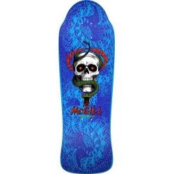 "Tábua Powell Peralta Bones Brigade® Mike McGill Skull and Snake Blue - 9.94"" x 30.43"""