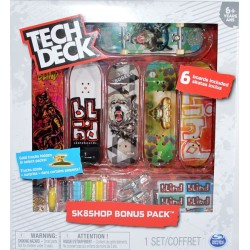 Fingerboard Tech Deck Sk8shop Bonus Pack - Blind