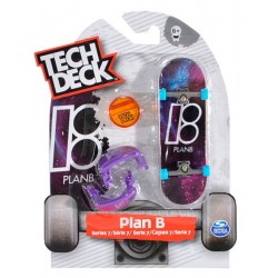 Fingerboard Tech Deck Series 7 - Plan B Team
