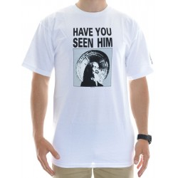 T-Shirt Powell Peralta Have You Seen Him - White
