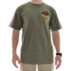 T-Shirt Powell Peralta Caballero Dragon II - Military Green
