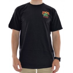 T-Shirt Powell Peralta Caballero Street Dragon - Black