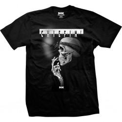 T-Shirt DGK Chiefin - Black