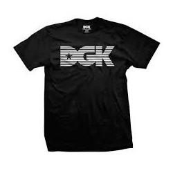 T-Shirt DGK Levels - Black