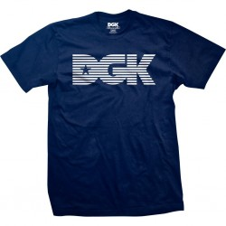 T-Shirt DGK Levels - Navy