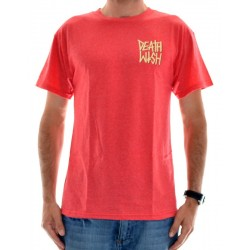 T-Shirt Deathwish The Truth - Red Heather