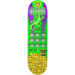 "Tábua Deathwish Lizard King Scratch To Win - 8.125"""""