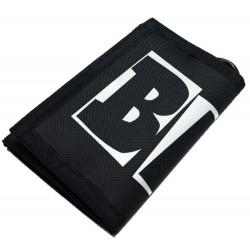 Carteira Baker Brand Logo Tri-Fold - Black