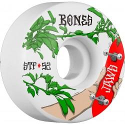 Rodas Bones Aaron Homoki Forbidden Street Tech Formula™ (STF) V1 - 52mm 83b