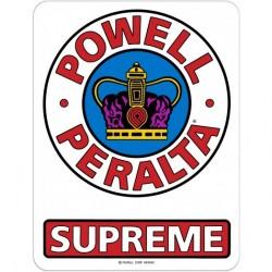 "Autocolantes Powell Peralta Supreme OG 6"""""