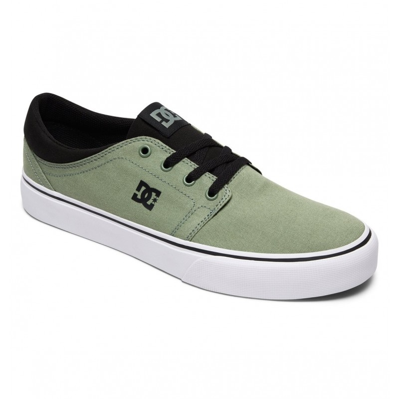 Ténis DC Trase Tx - Olive Green Canvas