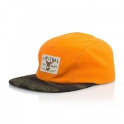 Boné Official Hunt Game - Safety Orange