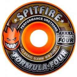 Rodas Spitfire Formula Four Covert Classic Orange - 99DU