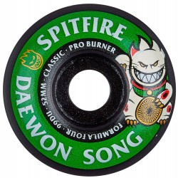 Rodas Spitfire Formula Four Classic Daewon Song Burner Black - 99DU
