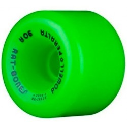 Rodas Powell Peralta Rat Bones Green - 60mm 90a