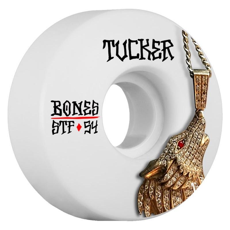 Rodas Bones Nick Tucker Wolf Chain Street Tech Formula™ (STF) V1 - 54mm 83b