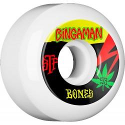 Rodas Bones Taylor Bingaman Attitude Street Tech Formula™ (STF) V5 - 53mm 83b