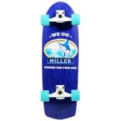 """Surf Skate MILLER - Emperador 30.5"""""""""""