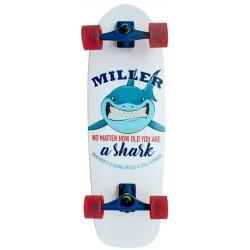 """Surf Skate MILLER - Shark 31.5"""""""""""