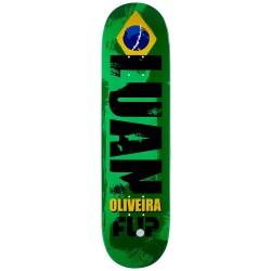 "Tábua Flip International Luan Oliveira - 8.13"""""