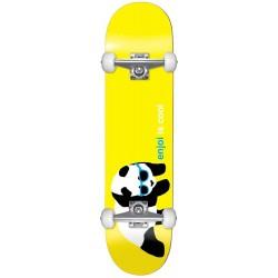"Skate Completo Enjoi Panda Shades Yellow - 7.5"""""