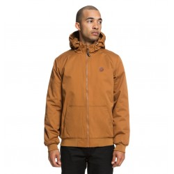 Jacket DC Ellis Padded - Brown Wheat