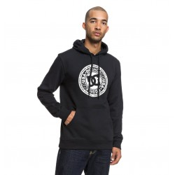 Sweat Hood DC Circle Star - Black