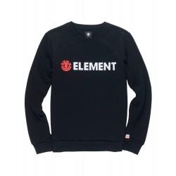Sweat Crew Element Blazin - Black