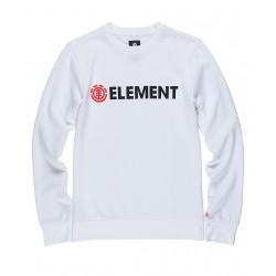 Sweat Crew Element Blazin - White