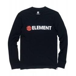Longsleeve Element Blazin - Black
