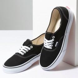 d58e55746d Ténis Vans Authentic - Black Canvas