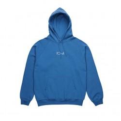 Sweat Hood Polar Default - Mykonos Blue