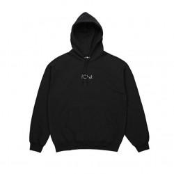Sweat Hood Polar Default - Black