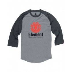 T-Shirt Element Vertical Raglan - Grey