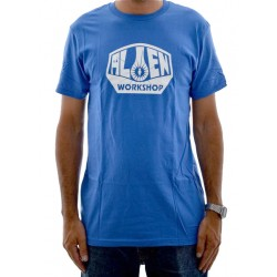 T-Shirt Alien Workshop Logo - Royal