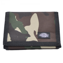Carteira Dickies Crescent Bay - Camo