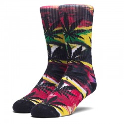 Meias Digital Static Plantlife Socks - Multi