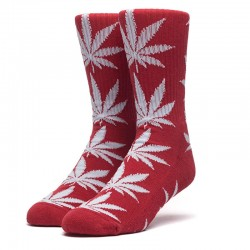 Meias Huf Plantlife - Resort Red