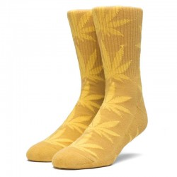 Meias Huf Plantlife - Honey Mustard