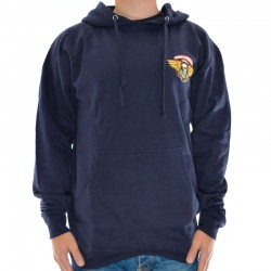 Sweat Hood Powell Peralta Winged Ripper - Navy