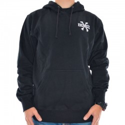 Sweat Hood Powell Peralta Bones - Preto