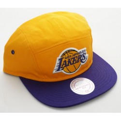 Boné Mitchell&Ness 2T 5 panel - Lakers
