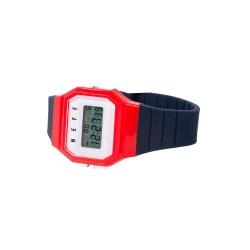 Relógio NEFF Flava - Navy/Red