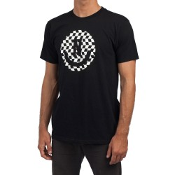 T Shirt NEFF Smiley - Black