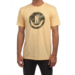 T Shirt NEFF Smiley - Camo