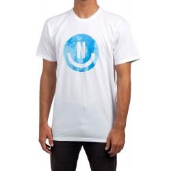 T Shirt NEFF Smiley - Blue