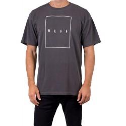 T Shirt NEFF Quad Pigment - Black
