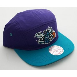 Boné Mitchell&Ness 2T 5 panel - Hornets