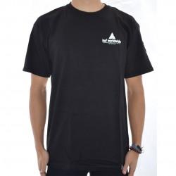 T-Shirt HUF Peak - Preto